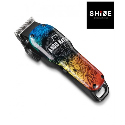 andis Nation USA usPRO FADE Li Adjustable Blade Cordless Clipper Taper Barber Barbershop