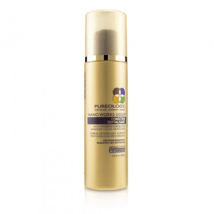Pureology Nano Works Gold Conditioner (Youth-Renewing Formula For Demanding 200ml