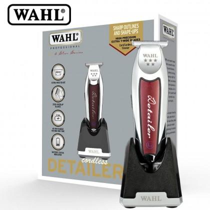Wahl DETAILER PRO 5Star Barber Shop Series Cordless Salon Hair Trimmer