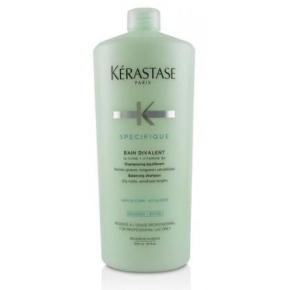 Kerastase Bain Divalent Shampoo Balancing Oily Roots 1000ml