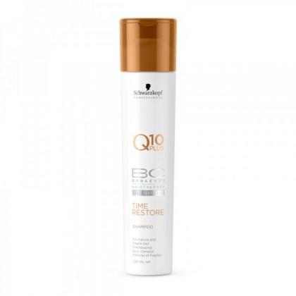 Schwarzkopf Bonacure BC Q10+ Time Restore Shampoo 250ml