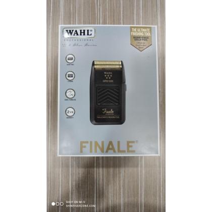 WAHL FINALE Bump-free Shaving Gold Foil Super Close Lithium-Ion Corded Cordless